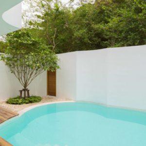 Thailand Honeymoon Packages SALA Samui Chaweng Beach Resort Garden Pool Villa3