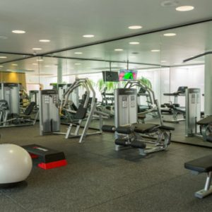 Thailand Honeymoon Packages SALA Samui Chaweng Beach Resort Gym
