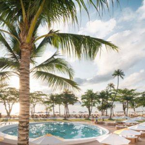 Thailand Honeymoon Packages SALA Samui Chaweng Beach Resort Moon Swimming Pool