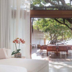 Thailand Honeymoon Packages SALA Samui Chaweng Beach Resort Oceanfront 2 Bedroom Presidential Pool Villa