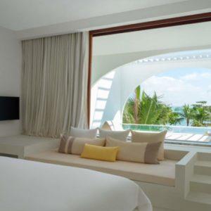 Thailand Honeymoon Packages SALA Samui Chaweng Beach Resort Oceanfront Balcony Pool Suite1