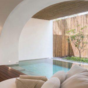 Thailand Honeymoon Packages SALA Samui Chaweng Beach Resort Oceanfront Garden Pool Suite