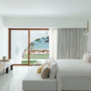 Thailand Honeymoon Packages SALA Samui Chaweng Beach Resort Oceanfront Garden Pool Suite1