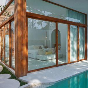 Thailand Honeymoon Packages SALA Samui Chaweng Beach Resort Oceanfront SALA Pool Villa