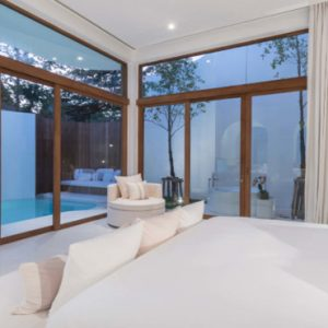 Thailand Honeymoon Packages SALA Samui Chaweng Beach Resort Oceanfront SALA Pool Villa2