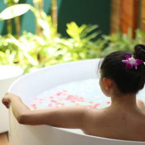 Thailand Honeymoon Packages SALA Samui Chaweng Beach Resort SALA Spa Bath