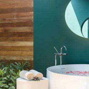 Thailand Honeymoon Packages SALA Samui Chaweng Beach Resort SALA Spa Bath1