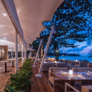 Thailand Honeymoon Packages SALA Samui Chaweng Beach Resort The Tent Beachfront Restaurant And Bar