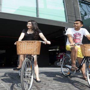 Thailand Honeymoon Packages U Sukhumvit Bangkok Cycle