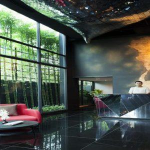Thailand Honeymoon Packages U Sukhumvit Bangkok Lobby