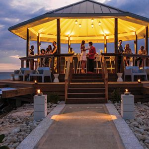 Beach Weddings Abroad Jamaica Weddings Dining