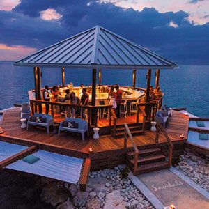 Beach Weddings Abroad Jamaica Weddings Dining 3