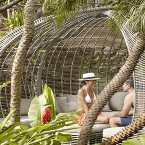 Hawaii Honeymoon Packages Four Seasons Resort Lanai Cabanas