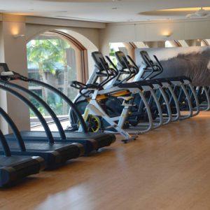 Hawaii Honeymoon Packages Four Seasons Resort Lanai Fitness