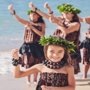 Hawaii Honeymoon Packages Four Seasons Resort Lanai Hula Lessons