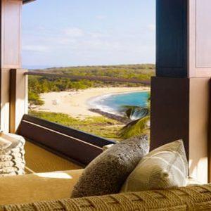 Hawaii Honeymoon Packages Four Seasons Resort Lanai Hulopoe Presidential Suite1