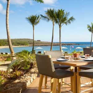 Hawaii Honeymoon Packages Four Seasons Resort Lanai Malibu Farm Bar