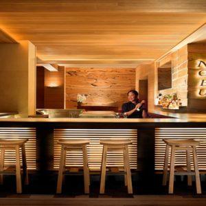Hawaii Honeymoon Packages Four Seasons Resort Lanai Nobu Lanai Bar