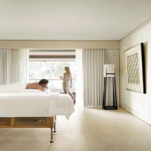 Hawaii Honeymoon Packages Four Seasons Resort Lanai Spa Couple Suite