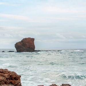 Hawaii Honeymoon Packages Four Seasons Resort Lanai Sweetheart Rock
