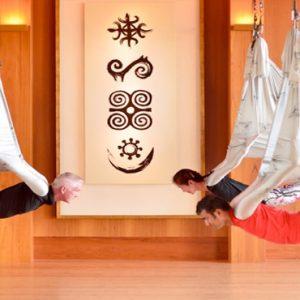 Hawaii Honeymoon Packages Four Seasons Resort Lanai Yoga Session