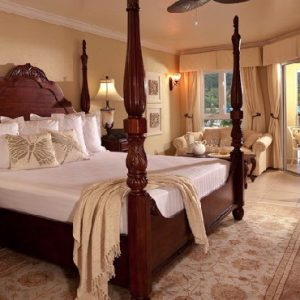 Jamaica Honeymoon Packages Sandals South Coast Beachfront Grande Luxe Club Level Suite