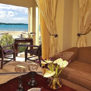 Jamaica Honeymoon Packages Sandals South Coast Beachfront Grande Luxe Walkout1