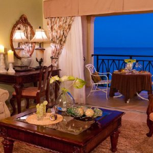 Jamaica Honeymoon Packages Sandals South Coast Honeymoon Beachfront One Bedroom Butler Suite1