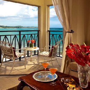 Jamaica Honeymoon Packages Sandals South Coast Honeymoon Beachfront Penthouse Club Level1