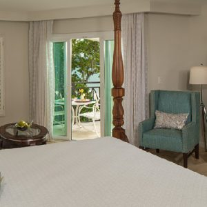 Jamaica Honeymoon Packages Sandals South Coast Italian Beachfront Club Level Junior Suite