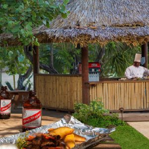 Jamaica Honeymoon Packages Sandals South Coast Jerk Shack