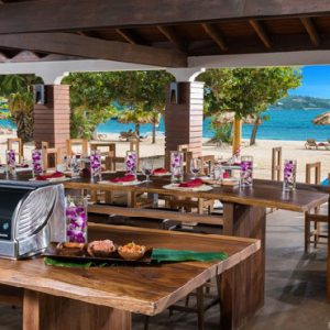 Jamaica Honeymoon Packages Sandals South Coast Sushi On The Sand
