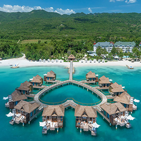 Jamaica Honeymoon Packages Sandals South Coast Thumbnail
