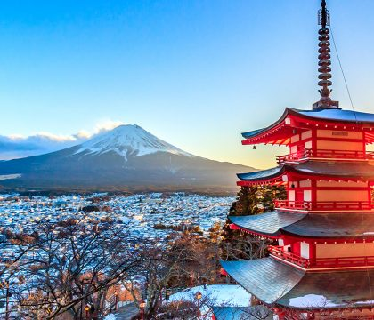 a picture of Japan
