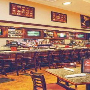 Las Vegas Honeymoon Packages Luxor Hotel & Casino Burger Bar