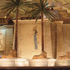 Las Vegas Honeymoon Packages Luxor Hotel & Casino Egyptian Design