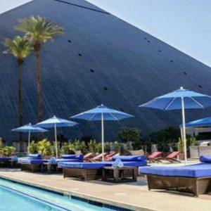 Las Vegas Honeymoon Packages Luxor Hotel & Casino Pool