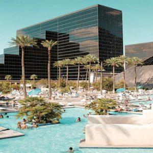Las Vegas Honeymoon Packages Luxor Hotel & Casino Pool4
