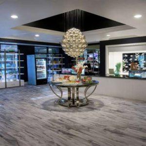 Las Vegas Honeymoon Packages Luxor Hotel & Casino Spa Lobby