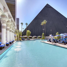 Las Vegas Honeymoon Packages Luxor Hotel & Casino Thumbnail1