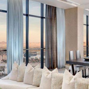 Las Vegas Honeymoon Packages Luxor Hotel & Casino Tower One Bedroom Luxury Penthouse Suite