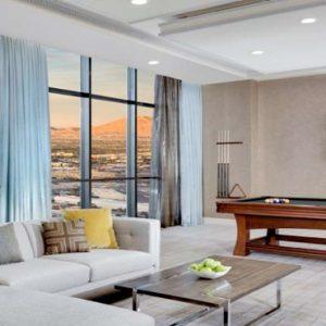 Las Vegas Honeymoon Packages Luxor Hotel & Casino Tower One Bedroom Luxury Penthouse Suite1