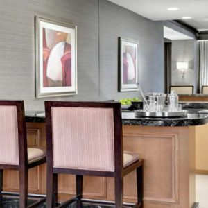 Las Vegas Honeymoon Packages Luxor Hotel & Casino Tower Premier Two Bedroom Suite2