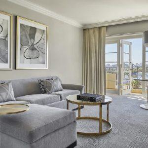 Los Angeles Honeymoon Packages Four Seasons Los Angeles One Bedroom Suite1