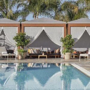 Los Angeles Honeymoon Packages Four Seasons Los Angeles Pool