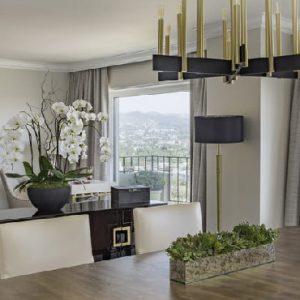 Los Angeles Honeymoon Packages Four Seasons Los Angeles Premier Suite1