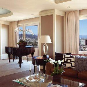 Los Angeles Honeymoon Packages Four Seasons Los Angeles Presidential Suite East3