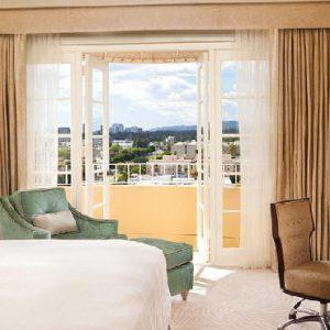 Los Angeles Honeymoon Packages Four Seasons Los Angeles Presidential Suite West