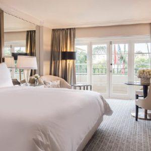 Los Angeles Honeymoon Packages Four Seasons Los Angeles Superior Balcony Room