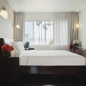 Los Angeles Honeymoon Packages Hotel Shangri La At The Ocean Deluxe Ocean View Room